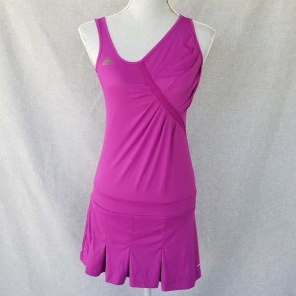 adidas Dresses & Skirts - Adidas Adilibria Tennis Dress